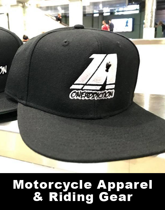 One Addiction Apparel & Motorcycle Riding Gear